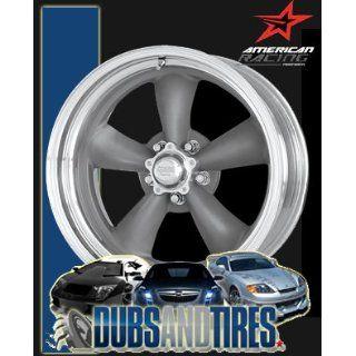 15 Inch 15x10 American Racing wheels wheels CLASSIC TORQ THRUST II Mag