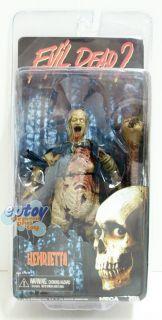 NECA Evil Dead 2 Henrietta Action Figure