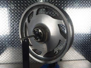 Honda Valkyrie GL1500 Front Wheel Straight