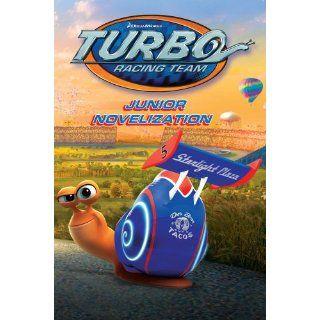 Turbo Junior Novelization: Tracey West: Kindle Store