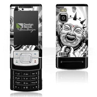 Design Skins for Nokia 6500 Slide   Buddha Bless Design