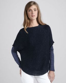 Cullen Colorblock Boat Neck Sweater