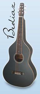 Weissenborn Style Lap Steel Guitar Bediaz Hawaiian Acoustic