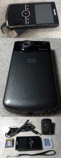 Kodak Zi8 Full HD 1080p Video Camera Camcorder   Black
