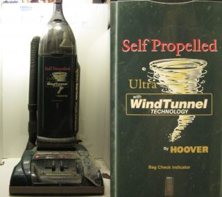 Wind Tunnel Hoover Vacuum Cleaner
