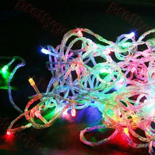 Rope Lights Home Auto Neon Lighting Christmas Festival Accessories 10m