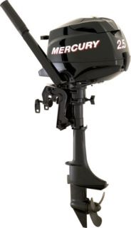 New Mercury 2 5HP M 4 Stroke Outboard Engine