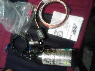 MPS Dry Nitrous Oxide Kit for Fuel Injected Motorcycles