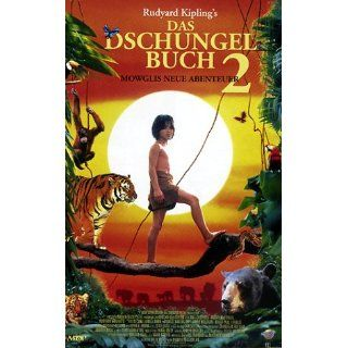 The Second Jungle Book Mowgli & Baloo [VHS] Jamie