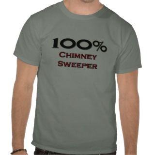 100 Percent Chimney Sweeper Tshirts