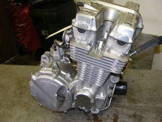 93 Honda CB750 Nighthawk Engine