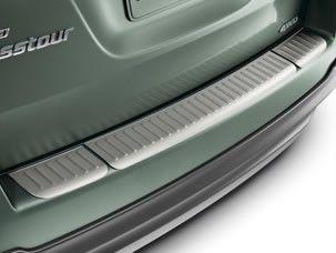 2011 11 Honda Accord Crosstour Rear Bumper Protector 08P01 TP6 100