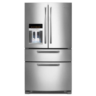 Maytag Ice2O Series 25.0 Cu. Ft. Stainless Steel French