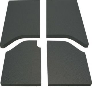 Dei Boom Mat Sound Deadening Headliner Black 2011 12 Jeep Wrangler 2