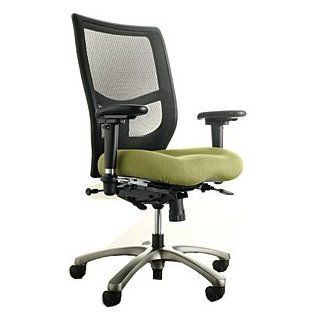 Office Master YS78 Basic Fabric Memory Foam Seat & Mesh