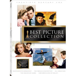 20th Century Fox Best Picture Collection (How Green Was My