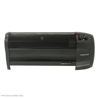 HZ 617 Honeywell 2 in 1 Low Profile Whole Room Space Heater With Tip