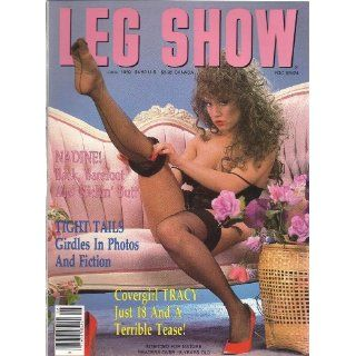 LEG SHOW JUNE 1989 ELMER BATTERS leg show magazine Books