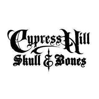 Cypress Hill Hip Hop Music Band Decal Sticker   Logo/Skull