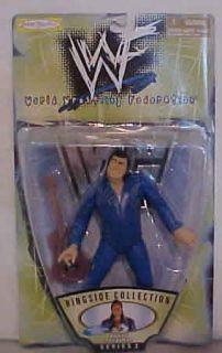 Honky Tonk Man Wrestling Figure WWF Ringside Series 2