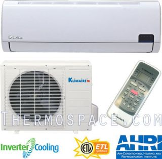 36 000 BTU Ductless Air Conditioner Mini Split Heat Pump 3 Ton 36000