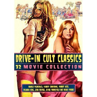 Drive In Cult Classics 32 Movie Collection Robert Reed
