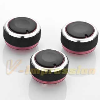 air conditioner a c control knob heater panel switch black for mazda 3