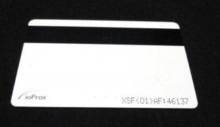 Proximity Reader Cards Access Control Polaris HiCo Magstripe