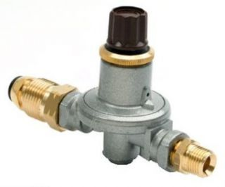Mr Heater High Pressure Propane Gas Regulator with Pol Fitting F273719