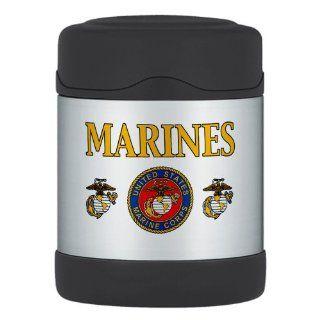 Thermos Food Jar Marines United States Marine Corps Seal