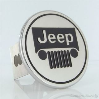 Jeep Tow Hitch Plug Cover Compass Commander Liberty