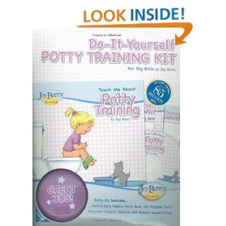 Do It Yourself Potty Training Kit for Girls (Teach Me About) Joy