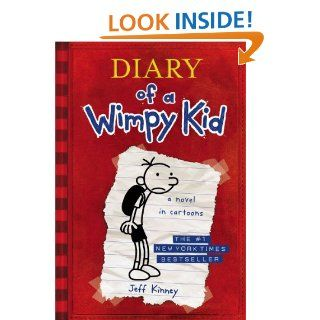 Diary of a Wimpy Kid, Book 1 Jeff Kinney 9780810993136