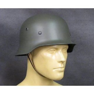 German WWII M35 Steel Helmet  Stahlhelm 35 WW2 M1935 Everything Else