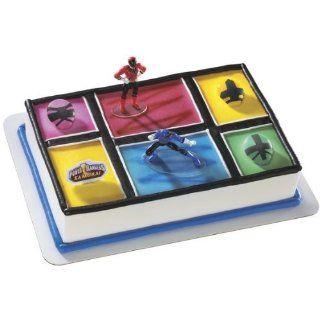 Power Rangers Samurai Cake Topper Toys & Games