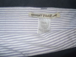 Ladies Size Small Skirt by Horny Toad Organic Cotton Dark Navy Blue