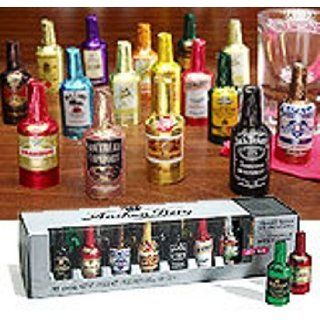 Anthon Berg Chocolate Liqueur Bottles Gift Box (16 Pcs   8.81 Oz