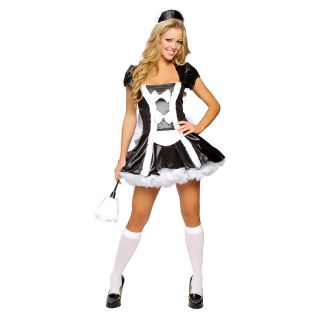 Sexy Costumes Maid to Clean Adult Halloween Costume New