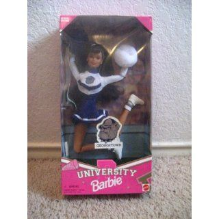Georgetown University Barbie African American Cheerleader