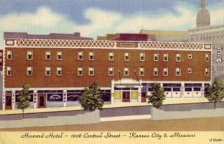 Kansas City MO Howard Hotel