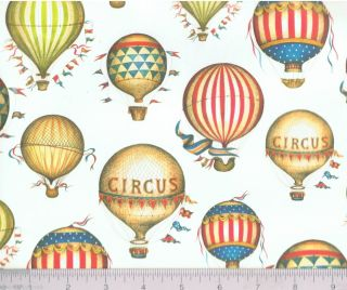 HOT AIR BALLOONS Decorative Decoupage Gift Wrap Paper Made in Italy by