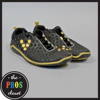 Terra Plana Evo II Shoes 10 43 Black Vivo Barefoot Running Training XC