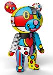 Designer Vinyl Hello Kitty Toy Day of The Dead by Howie Green