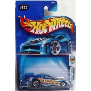 Mattel Hot Wheels 2004 First Editions 164 Scale Blue