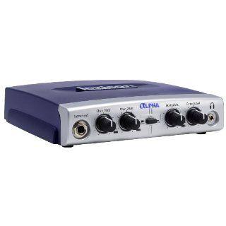 Lexicon Alpha Desktop Recording Studio Musical