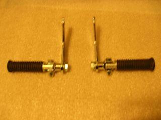 Harley Davidson Highway Pegs with Mounts