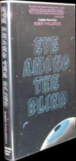 title eye among the blind author holdstock robert p