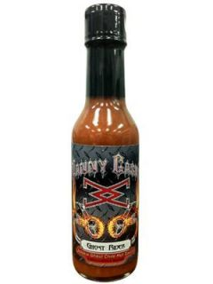 Danny Cash Ghost Rider Hot Sauce