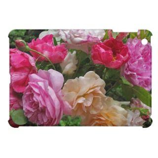 Old Fashioned Roses iPad Mini Case