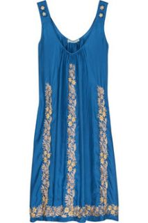 Leaves of Grass Rafael trapeze dress